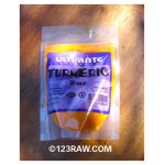 Tumeric, 2oz. (cold extracted)