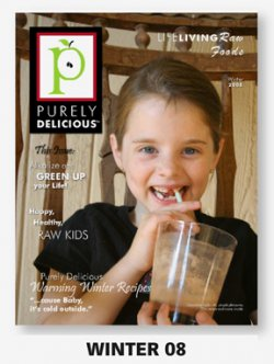 Winter 2008 - Purely Delicious Magazine