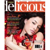 Spring 2009 - Purely Delicious Magazine (Raw Food)