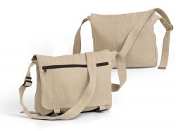 The Classic Messenger Bag, Organic Hemp