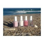 Nail Polish, Pinks, Priti Organic Spa