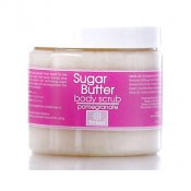 Pomegranate Sugar Butter Body Scrub